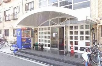 School dormitory exterior