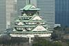 日本的古城-大阪城公园徒步25分钟