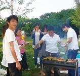Barbeque bersama
